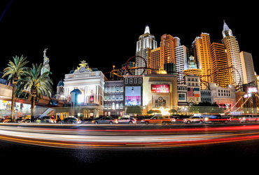 Las Vegas - Travel Agent, Ayrshire