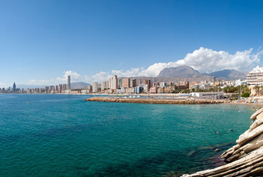 Benidorm - Travel Agent, Ayrshire