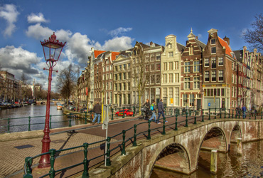 Amsterdam - Travel Agent, Ayrshire
