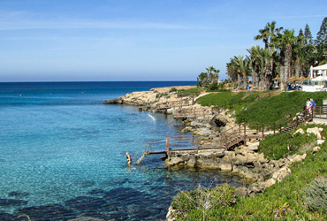 Cyprus - Travel Agent, Ayrshire